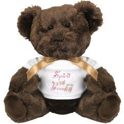 Spirit of Beauty Brown Bear