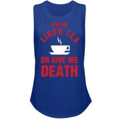 I Love My Liber Tea