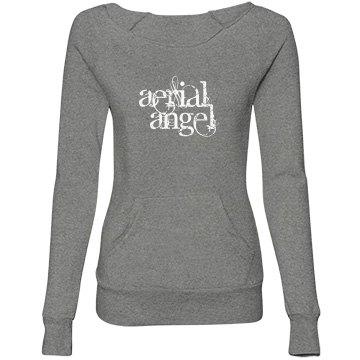 Aerial Angel sweat gray