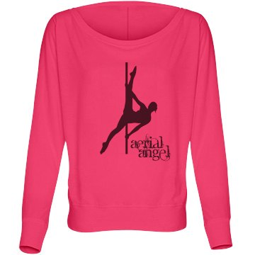 Aerial Angle Long Pink