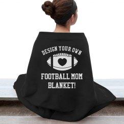 Custom Football Mom