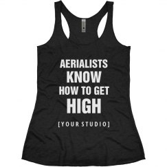 Aerialist Studio Workout