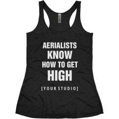 Aerialist Studio Workout