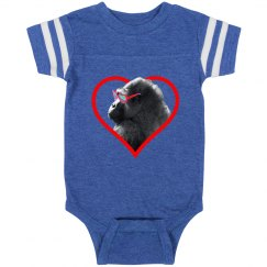 Gorilla Heart Infant