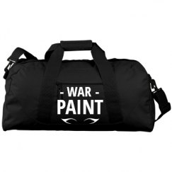 Liberty Bags Large Square Duffel Bag