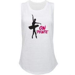 On Pointe Dance Tank