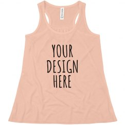 Personalized Little Girls' Tank