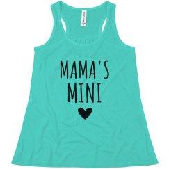 Mama's Mini Matching Mom & Daughter