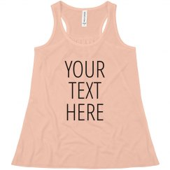 Custom Kids Tank Tops For Girls