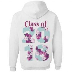 2018 Floral Class