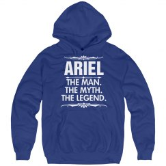 Ariel the man the myth the legend