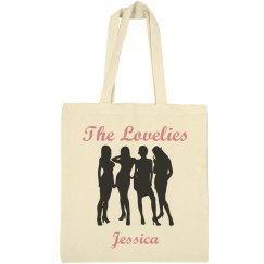 The Crew Personalized Bag