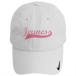 Jeuness White Golf Dry Hat