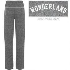 WONDERLAND SWEATS
