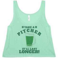 St Patricks Bartender Wordplay