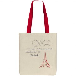 Travel Tote Paris