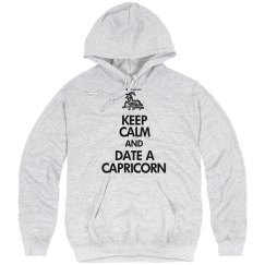 Keep calm and date a Capricorn