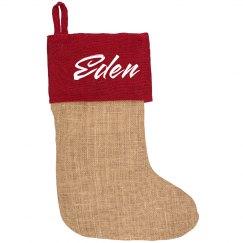 Christmas Family Stockings Custom