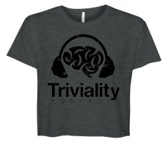 Triviality Distressed Crop