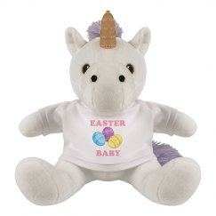 Easter Baby Unicorn Plush Gift