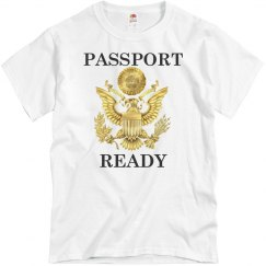 Passport Ready (Unisex)