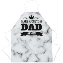Custom Father's Day Apron