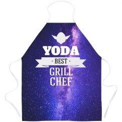 Father's Day Yoda Best Grill Chef