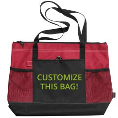 Customize Your Own Tote