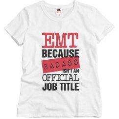 EMTs Are Badass