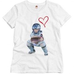 Jackson individual player heart
