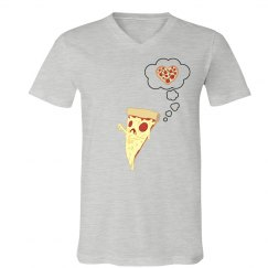 zombie pizza love