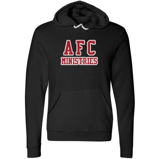 AFC Women's blk pullover