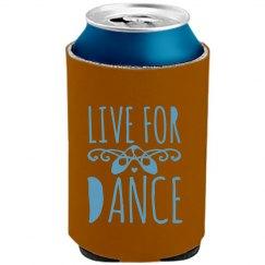 Dance Can Cooler