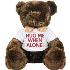 Hug Me When Alone