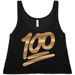 Keep It 100 Gold