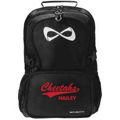 Cheetahs Cheer Backpack