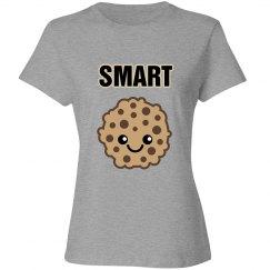 Smart cookie tee