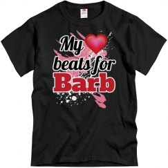 My heart beats for Barb