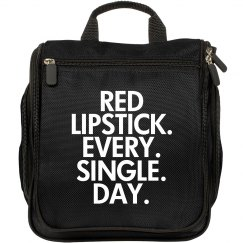 Red Lipstick Every Day