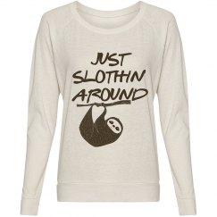 Just Slothin' Around