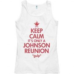 Keep Calm Reunion