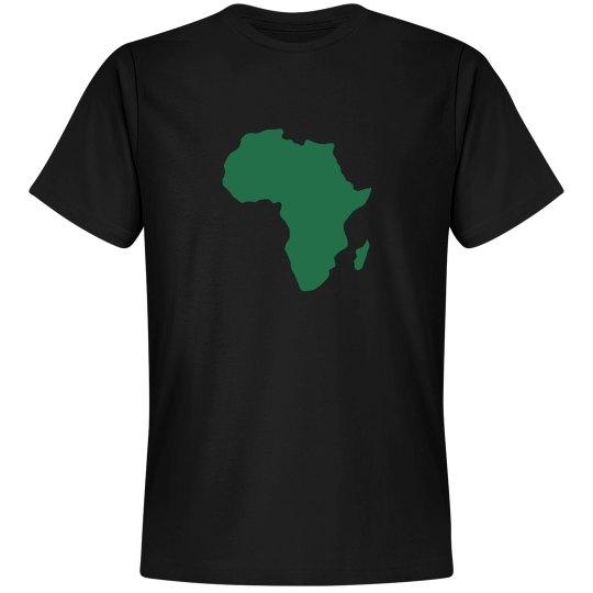 Africa Tee - Green