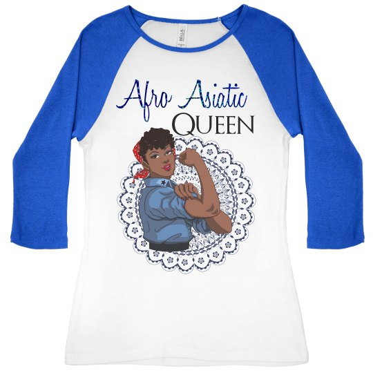 Afro Asiatic shirt