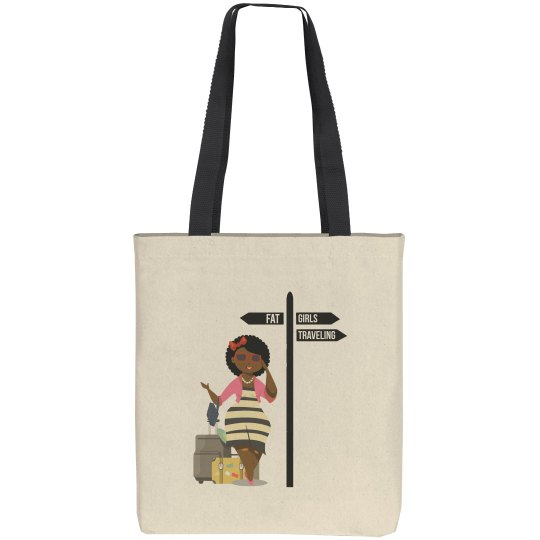 Afro FGT Tote Bag