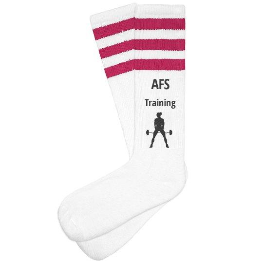 AFS Women's Deadlift Socks