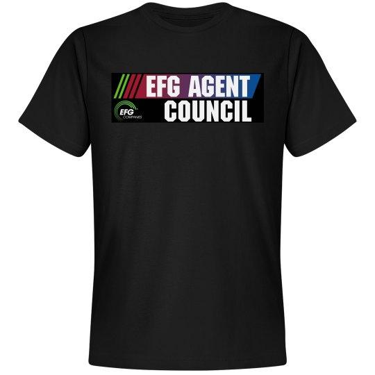 Agent Council Shirt 1
