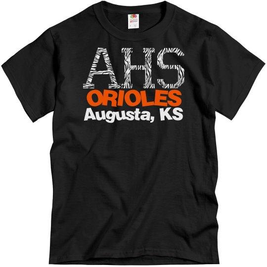 AHS Orioles (Black)
