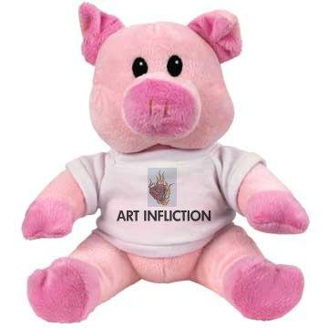 A.I. Stuffed Pig