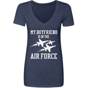 Air Force Boyfriend