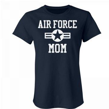 Air Force Girlfriend Star